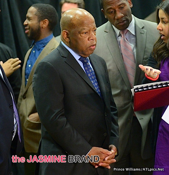 Rep. John Lewis Is Fighting Stage 4 Pancreatic Cancer