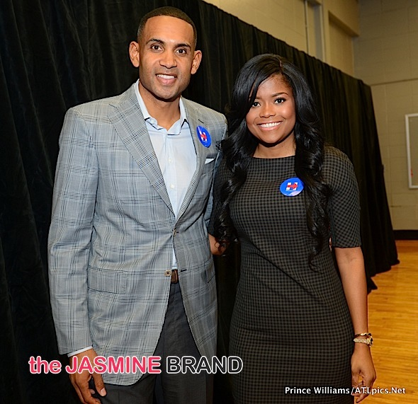 Grant Hill, Karen Civil
