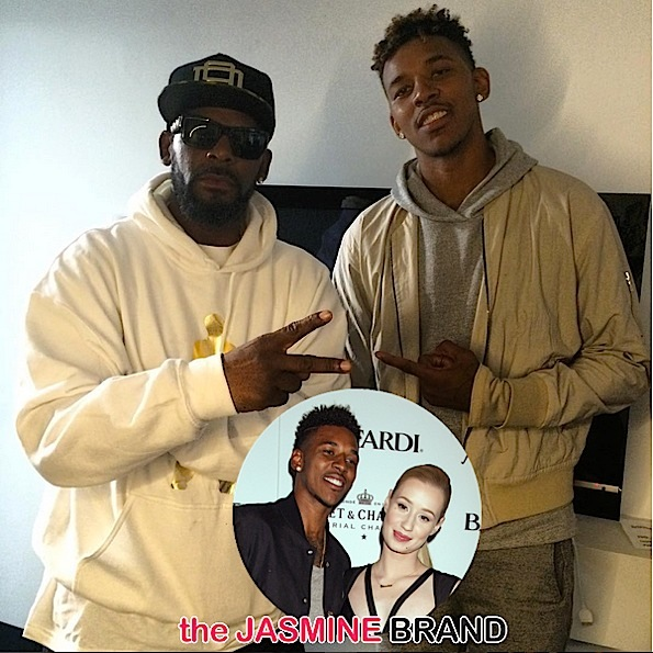 R.Kelly Confirms Singing At Iggy Azalea & Nick Young's Wedding: It's a check, man.