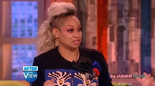 "Raven-Symone Slammed After Commenting On Spring Valley High Assault: ""You Gotta Follow the Rules in School"" [VIDEO]"