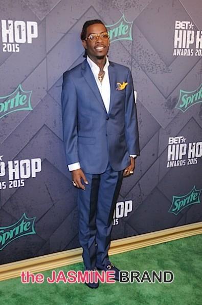 2015 BET Hip Hop Awards - Arrivals