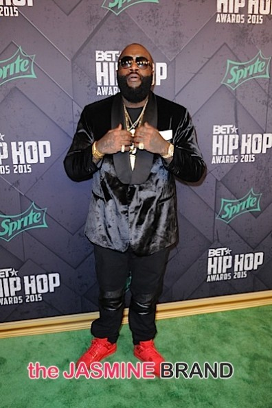(EXCLUSIVE) Rick Ross Settles Legal Battle Accusing Clothing Brand of Screwing Him