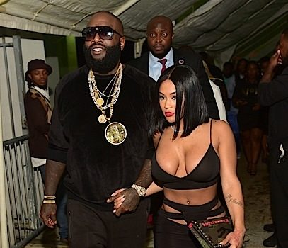 Rick Ross & Lira Galore Call Off Engagement! + Lira Denies Cheating With Wiz Khalifa