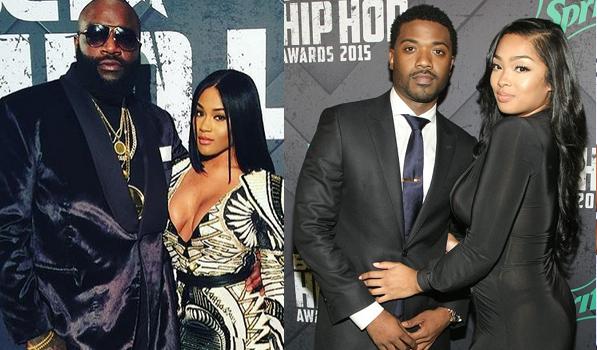 BET Hip Hop Awards Red Carpet: Rick Ross & Lira Galore, Ray J & Princess Love, Snoop, Soulja Boy, Angie Stone, DJ Khaled [Photos]
