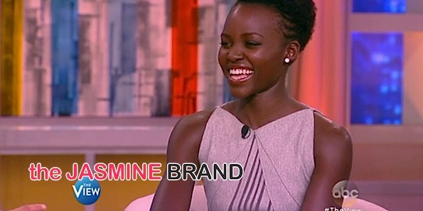 Lupita Nyong'o Talks Covering Vogue, Plans to Direct & Her Experience At Yale [VIDEO]