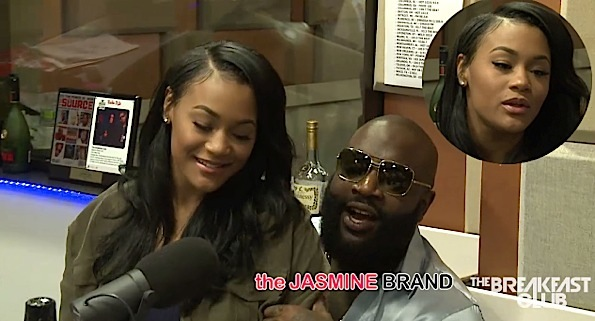 Rick Ross & Lira Galore Gush Over Their Engagement: That's my baby, it's official. [VIDEO]