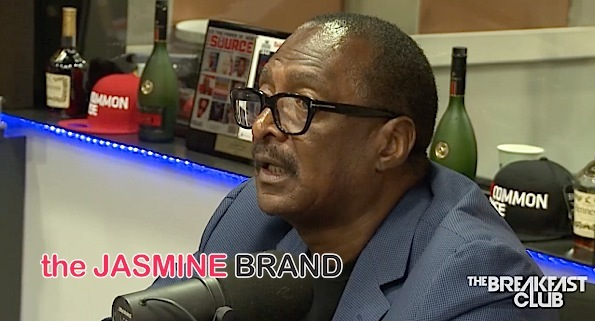 Mathew Knowles (Sorta) Talks Solange Elevator Fight, Why He No Longer Manages Beyonce + Side-Steps Illegitimate Children