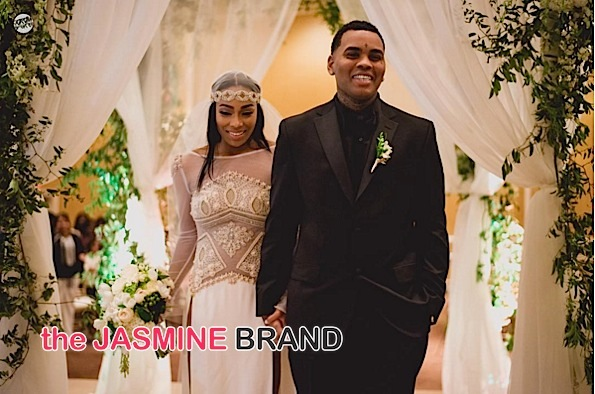 Rapper Kevin Gates Gets Hitched! [Photos]