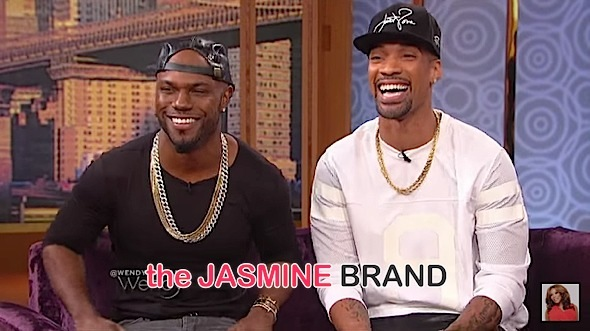 Love & Hip Hop Hollywood's Milan Christopher & Miles Brock On Being Openly Gay + What Led To Their Split, Then Reconciliation [VIDEO]