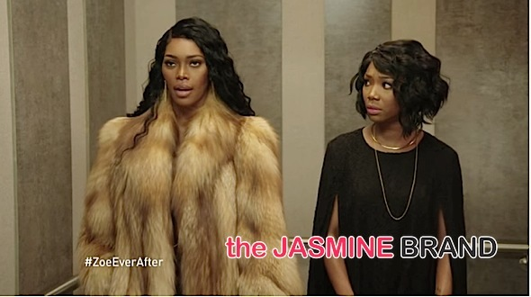 1st Look! Brandy's New Show, 'Zoe Ever After' [VIDEO]