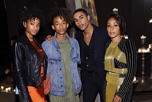 Kim Kardashian, Jada Pinkett-Smith, Tyga, Mary J. Blige, J.Lo Celebrate Olivier Rousteing's Birthday [Photos]