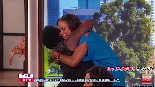 Aisha Tyler In Tears, After Sheryl Underwood Defends Her Over Police Assault Comments [VIDEO]