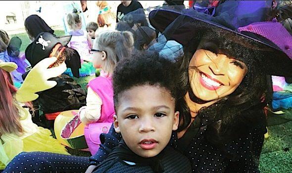 Celebrity Pre-Halloween Fun: Nia Long, Nicki Minaj, Amber Rose, Blac Chyna, Kerry Washington, Quincy, Claudia Jordan, Tyra Banks [Photos]
