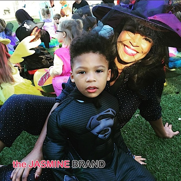 Celebrity Pre-Halloween Fun: Nia Long, Nicki Minaj, Amber Rose, Blac Chyna, Kerry Washington, Quincy, Claudia Jordan, Tyra Banks [Photos]