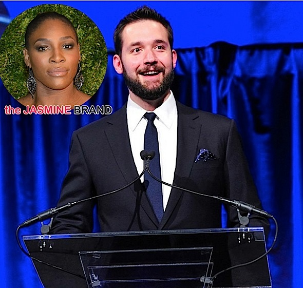 Serena Williams Throws Deuces to Drake, Allegedly Dating Alexis Ohanian, Co-Founder of Reddit [New Couple Alert]