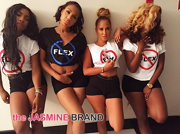 Cassie Locks Lips With KeKe Palmer, Vivica Fox Plays ...