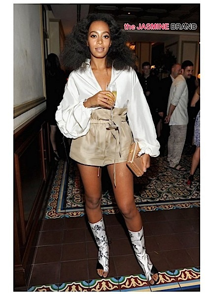 Solange Knowles Vogue Show-the jasmine brand
