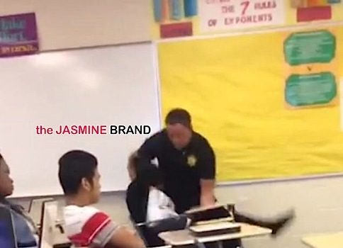 High School Officer Physically Assaults Student During Arrest [VIDEO]