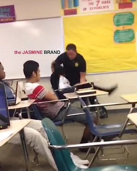 South Carolina Officer Ben Fields Slams Student-the jasmine brand