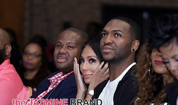 Tamar Braxton Honored At 'Rock Out With Me Empowerment Panel' [Photos]