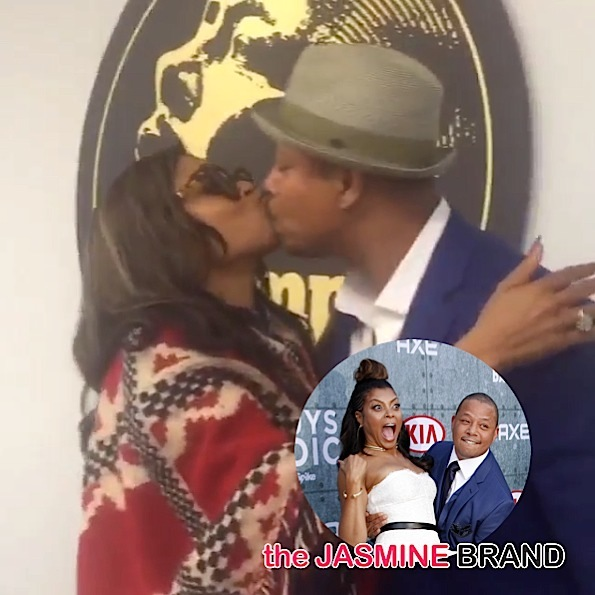 Taraji P. Henson Denies Rumors of Beef With Terrence Howard: Don't be silly!