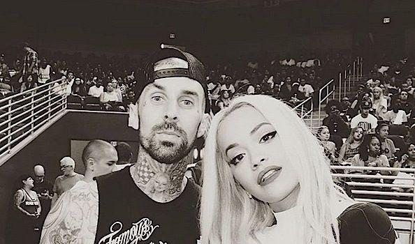 Rita Ora Allegedly Dating Travis Barker [New Couple Alert]