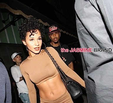 Trey Songz Goes Clubbin With Rumored Boo Tanaya Henry, Bobby Brown & Wife Hit Beverly Hills Event + Luenell, F. Gary Gray, Kendall Jenner