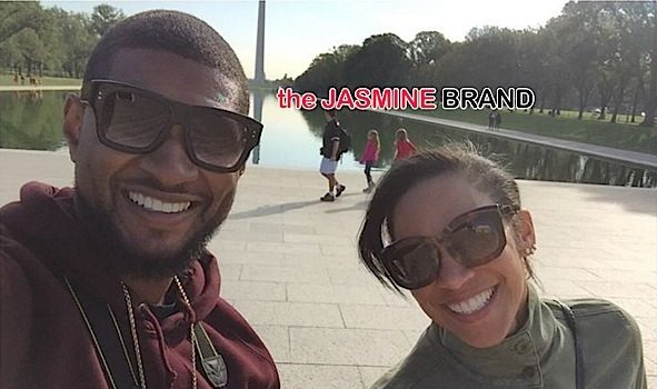 Usher & Estranged Wife Grace Miguel's Divorce Includes Confidential Settlement Agreement