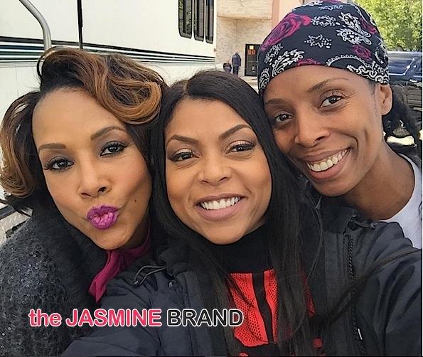 Vivica Fox-Taraji P Henson-Tasha Smith-Empire-the jasmine brand