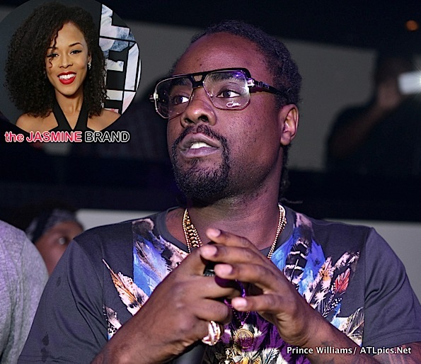 (UPDATE) Is Wale Dating 'Empire' Actress Serayah?