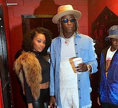 Young Thug Performs at Tabernacle + Fiancee Jerrika Karlae, T.I. Spotted [Photos]