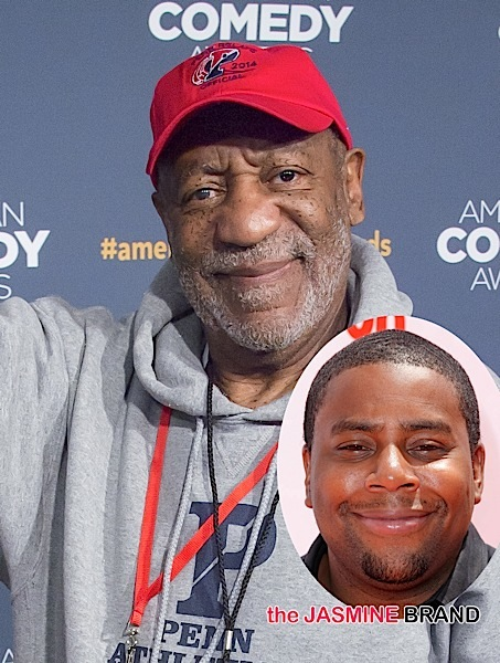 Bill Cosby Allegedly Gave Kenan Thompson P*nis Advice in Hollywood