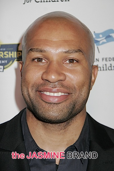 Derek Fisher Charged With DUI