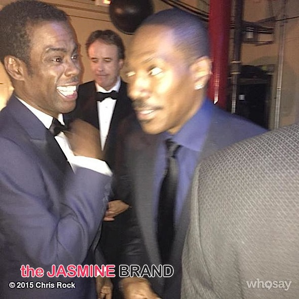 Chris Rock, Eddie Murphy