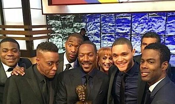 Eddie Murphy Honored By Kennedy Center + Chris Rock, Tracy Morgan, Arsenio Hall, Trevor Noah, Dave Chappelle Lend Their Support [Photos]