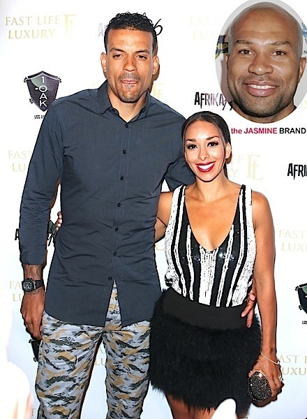 Matt Barnes In Alleged Fist Fight With Derek Fisher Over Gloria Govan [Thug Life]