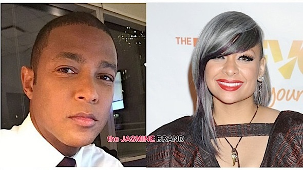 Petition Launched to Remove Don Lemon From CNN & Raven Symone From 'The View'