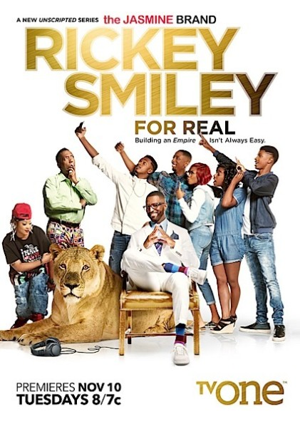 rickey smiley for real reality show-the jasmine brand