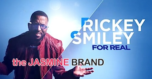rickey smiley for real-tv one-the jasmine brand