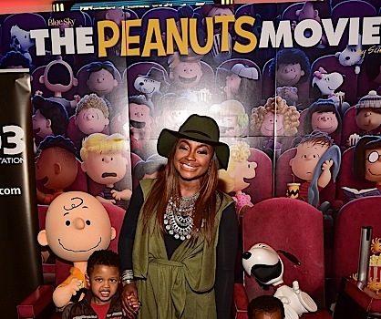 Ludacris Hosts 'The Peanuts Movie' Screening: Phaedra Parks, Monyetta Shaw, Toya Bush-Harris, Lisa Nicole Cloud Attend [Photos]