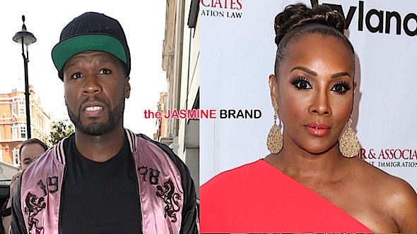 50 Cent & Vivica Fox's War Continues, See The Former Lovers' Latest Insults