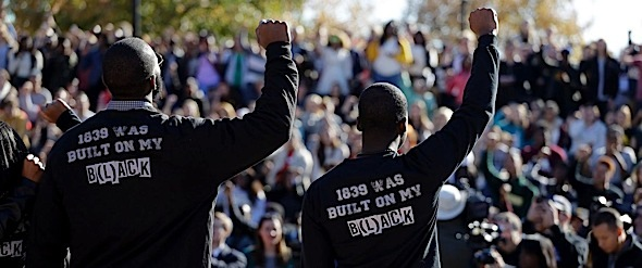 #BlackOnCampus Erupts on Twitter