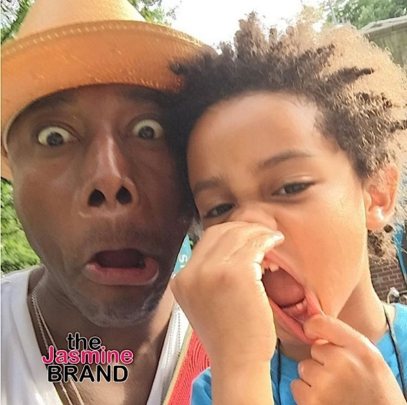 Taye Diggs Criticized For Not Wanting Son to Choose Black or White