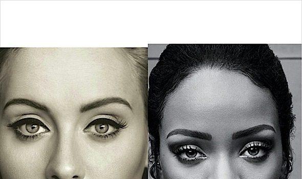 Rihanna Announces Tour + Adele's New Album Sells 2.3 Million in 3 Days!