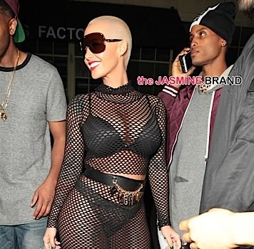 """Amber Rose Hits Strip Club, Yusaf Mack Hosts """"Coming Out"""" Party, Janet Jackson Chills With Missy Elliott + Drake, Mo'ne Davis, Terry McMillan, Peter Nyong'o [Photos]"""