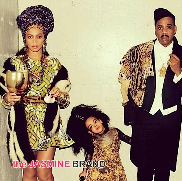 Beyonce-Jay Z-Blue Ivy-Coming to America-the jasmine brand