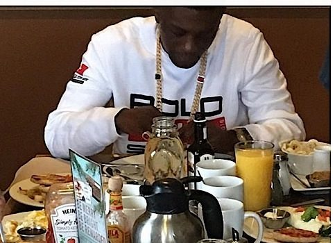 Rapper Boosie Has Cancer [Photo]