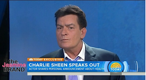 "Charlie Sheen Reveals HIV Positive Status, Says It's ""Impossible"" He Passed Virus to Others"