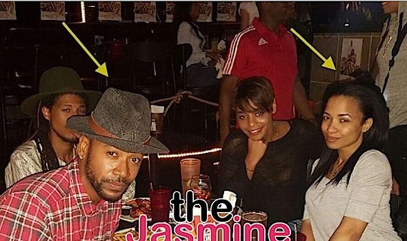 Is Karrine Steffans Dating Actor Columbus Short?