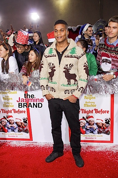 """""""The Night Before"""" Los Angeles Premiere - Arrivals"""